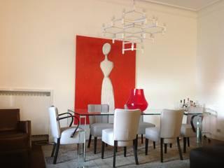 Realizzazioni Pareti & Pavimenti in stile moderno di ArchitettandO maison Moderno