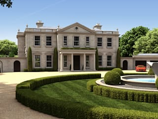 Wentworth Court:   by Debbie Flevotomou Architects Ltd.