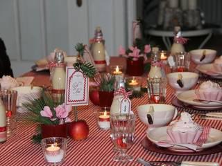 Café de Noel:   von Tischlein deck dich