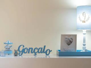 Ângela Pinheiro Home Design Nursery/kid's room Blue