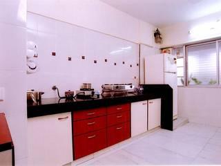 Modern kitchen by NAMAN INTERIORS - Turnkey Interior Contractors Modern