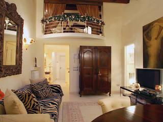 bilune studio Classic style living room