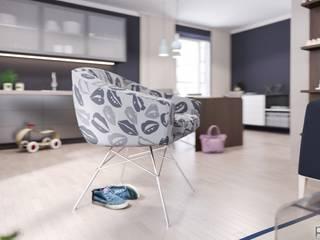 Modern Living Room by planungsdetail.de GmbH Modern