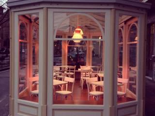 Torteria Berlicabarbis 2 / Cafè | Torino | 2014-2015: Bar & Club in stile  di studio AGILE