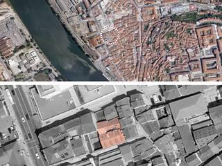 Coimbra Vintage Lofts por COLECTIVO arquitectos Minimalista