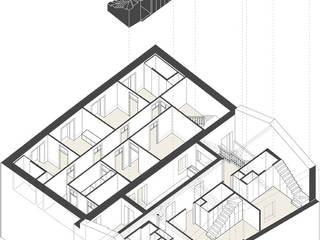 by COLECTIVO arquitectos Minimalist