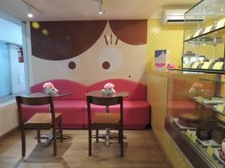 ANALU  - Atelier de doces: Espaços gastronômicos  por CRAFT ARQUITETURA