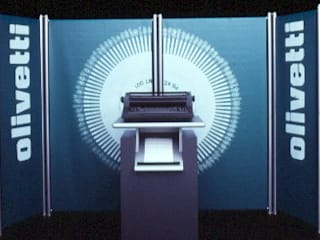 Olivetti: TANIGAWA STUDIO 家具デザインが手掛けたです。,