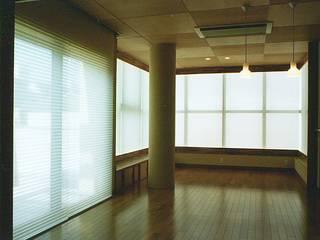 太田の家 オリジナルデザインの リビング の 設計工房 A・D・FACTORY 一級建築士事務所 オリジナル