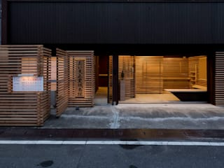 Asiatische Häuser von スズケン一級建築士事務所/Suzuken Architectural Design Office Asiatisch