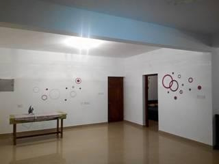 homecenterktm Ruang Keluarga Modern