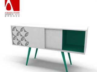 Ayça Sevinç Tasarım Dining roomDressers & sideboards