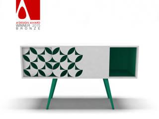 Ayça Sevinç Tasarım ห้องทานข้าวตู้เก็บของ