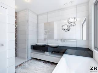Badkamer door ZR-architects
