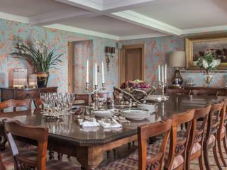 Diningroom homify Sala da pranzo in stile classico