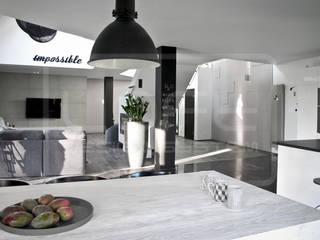 3D Decorative Panel - Loft System Design - model Double Square Loft Design System Walls & flooringWall tattoos