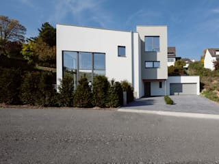 in_design architektur Modern Houses