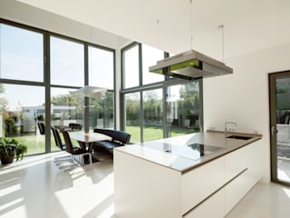 in_design architektur Modern Dining Room