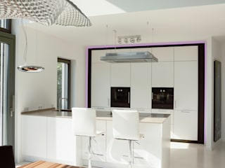 in_design architektur Modern Kitchen