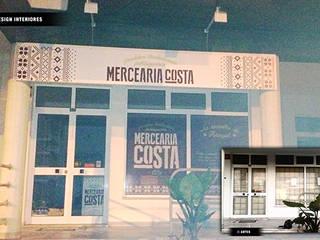 Remodelação de loja (mercearia) por Obras de Marca | Remodelações
