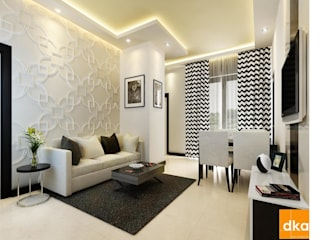 by Dutta Kannan architects Modern