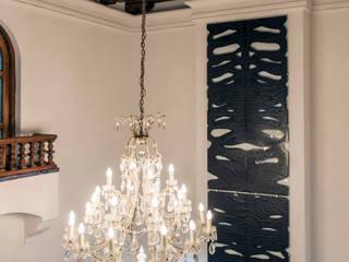 Residencia Cd de México 04: Salas de estilo  por Studio Orfeo Quagliata