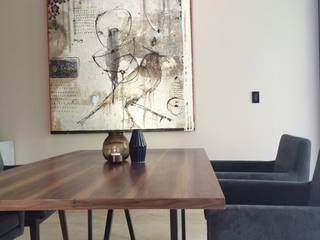 Mesa AZ :  de estilo  por Gran Llave Studio 'tu acceso al mundo del diseño'