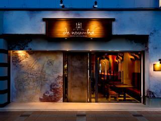 ファサード: TOが手掛けたレストランです。