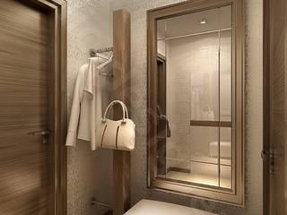 Hallways projects Intellio designers Modern Corridor, Hallway and Staircase by Intellio designers Modern