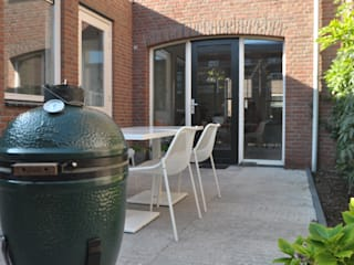 Funtionele Familietuin:  Tuin door House of Green