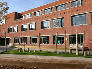 Groen Schoolplein:  Scholen door House of Green