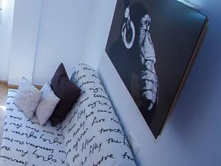 Habitación de Otoño de Nahe Inmobles Home Staging y Decoracìon Moderno