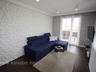 ห้องนั่งเล่น by KANABE