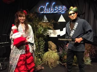 ソプラノ歌手・岡本麻里菜 東京タワーコンサートでの歌庭コラボライブ: 株式会社冬樹庭園が手掛けた庭です。