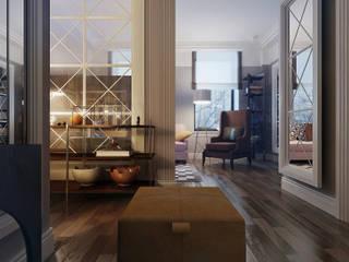 5-th Ave. NEW YORK:  Corridor & hallway by KAPRAN DESIGN  (interior workshop)