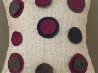 Arpillera y paño lenci:  de estilo  por Lola Eme Deco