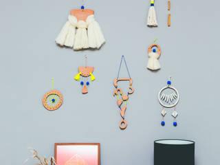 wall hanging by studio {hammel}: modern  von studio {hammel},Modern