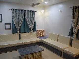 Residential project in katraj, Dhankawadi pune: modern  by VGA Designers,Modern