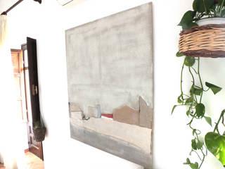 Realizzazione: Soggiorno in stile in stile Moderno di Marilina Marchica