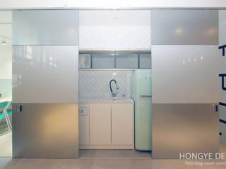 홍예디자인 Industrial style kitchen