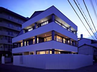 Y邸 オリジナルな 家 の 株式会社アーキネット京都1級建築士事務所 オリジナル