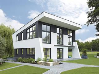 WeberHaus: modern tarz , Modern