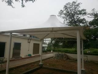 Jardines de estilo moderno de Fabritech India Moderno