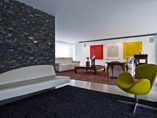 oda - oficina de arquitectura Living room