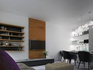 AG Interior Design Modern dining room