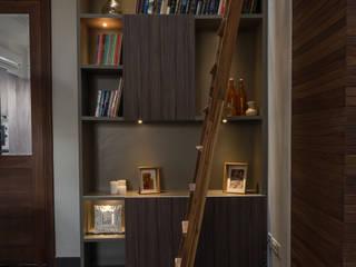 Tathastu_Residence Modern study/office by Design Plus Modern