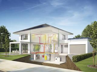 weberhaus bauunternehmen in rheinau homify. Black Bedroom Furniture Sets. Home Design Ideas