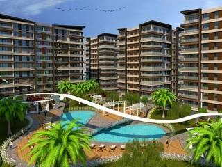 CCT INVESTMENTS – CCT 111 Project in Beylikduzu:  tarz Evler,