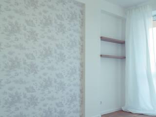 Спальни в . Автор – Perfect Space,