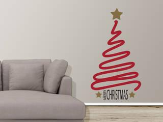 Weihnachten steht vor der Tür... Klassische Wohnzimmer von jamsstyle Klassisch